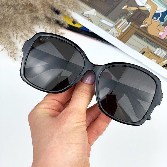 🔥 GUCCI Sunglasses GG0765SA 001 Women